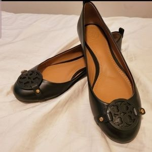 NWOB Tory Burch Minnie Miller Flat